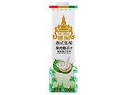 椰囿泰式生榨果肉椰子汁600ml
