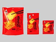凌妹鱼豆腐香辣味大、中、小袋装