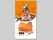 凌妹鱼豆腐盐�h味25g