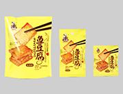 凌妹鱼豆腐盐焗味大、中、小袋装