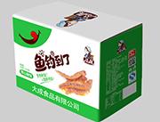 凌妹鱼干野山椒味16gX20包
