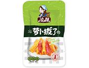 凌妹萝卜泡椒味40g