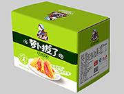 凌妹萝卜泡椒味40gX20包