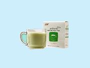 魔叶绿豆奶茶