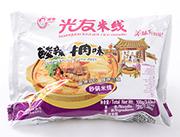 光友酸辣牛肉味砂锅米线