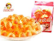 良品铺子果汁软糖草莓味