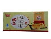 福吉猴菇绿豆饼