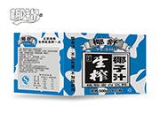 500mLx15迷彩生榨椰子汁纸箱