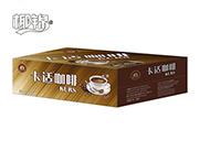 180mLx24卡适咖啡纸箱