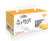 恋上奶优乳酸菌奶优果冻252克