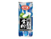 旭天源生榨椰子汁240ml