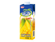 椰臣芒果汁1L