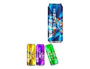 健力宝纤体罐装含汽运动饮料(330ml)