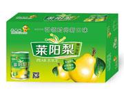 芒果树莱阳梨果汁饮料(箱装)