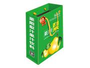 芒果树莱阳梨梨汁饮料(手提袋)