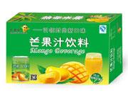 芒果树芒果汁饮料(箱装)