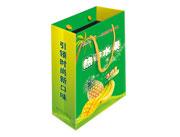 芒果树热带水果三合一果汁饮料