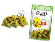 章鸭子毛豆香辣味