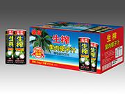 果泉生榨果肉椰汁纸箱245mlX15瓶