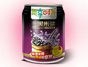 米享时光黑糖黑米浆