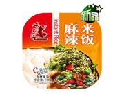 千石谷麻辣牛肉米饭