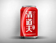 清道夫魔芋饮料(红罐)