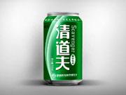 清道夫魔芋饮料(绿罐)