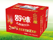 338mlx10瓶舒味春节礼盒装