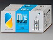 明之言无糖型苏打水360mlx24瓶