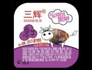 三辉香芋味果冻