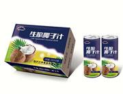 生榨椰子汁系列产品