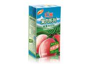 汇源果肉系列桃果肉饮料250ml