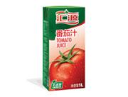 汇源100%番茄汁1L