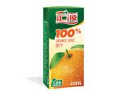 �R源100%橙汁1L