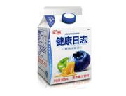 汇源健康日志复合果汁饮料