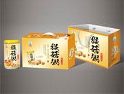绿知园猴菇粥礼盒