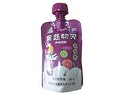 妙吉乐果蔬奶泥风味饮料青柠葡萄柚100g