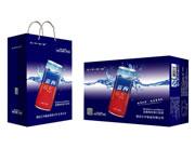 烟台江中蓝枸果汁饮料礼盒