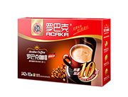 罗巴克咖啡42+10杯饮品