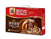 罗巴克醇香拿铁咖啡饮品180ml×12罐礼盒