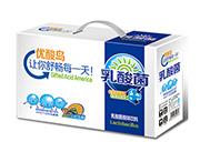 优酸岛乳酸菌原味饮料
