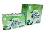 椰鹭生榨果肉椰子汁1.25kg×6瓶