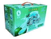 椰鹭生榨果肉椰子汁245g×15罐