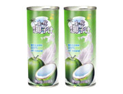椰鹭生榨果肉椰子汁植物蛋白饮料245ml