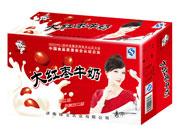 绿宝大红枣牛奶乳味饮品箱装