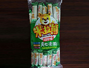 米拉熊�A心米果�u肉味280g