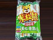 米拉熊�A心米果�u肉味168g