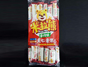 米拉熊�A心米果牛肉味280g