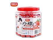 好彩头小样酸Q糖18g×30支罐装 草莓味