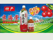 京海棠经销商宣传画